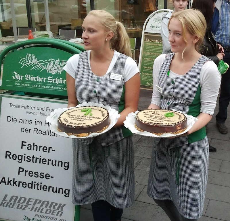 Preis-Torten in Hilden