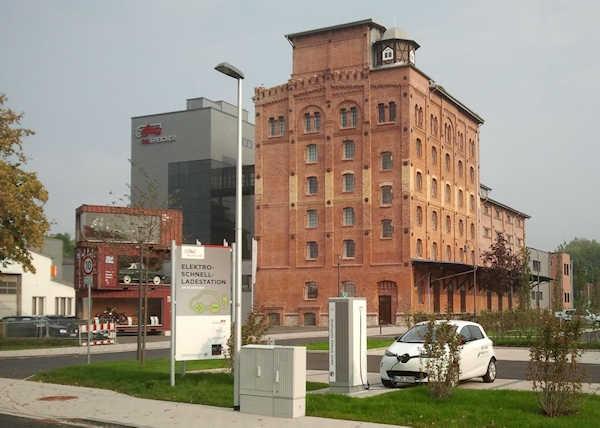 Elektroladestation Einbeck