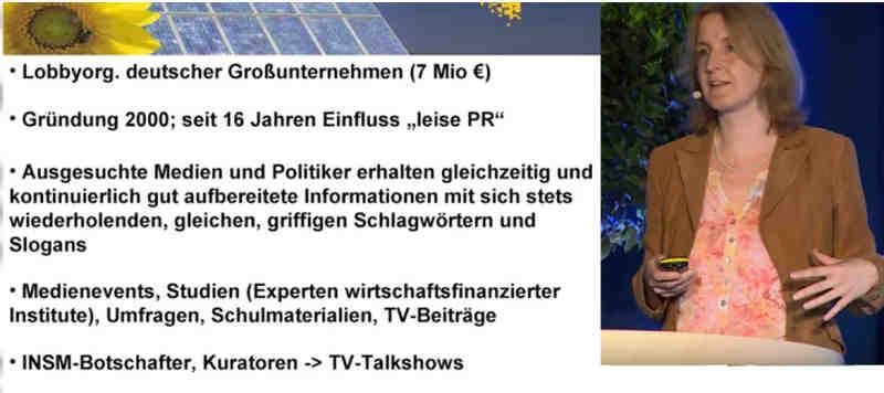Tina Ternus Vortrag auf YouTube