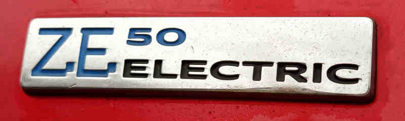 Z.E. 50 electric