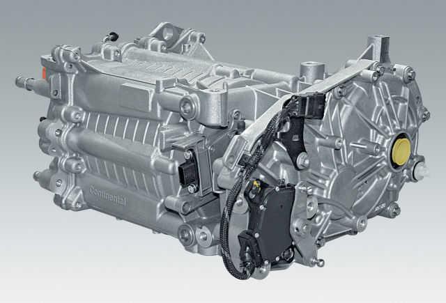 ZOE-Motor von Continental