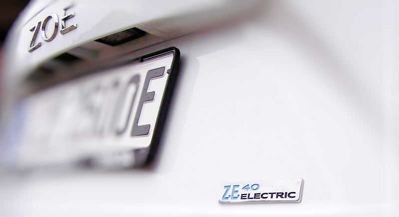 ZOE ZE40 electric