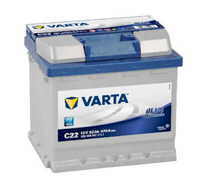 Varta C22